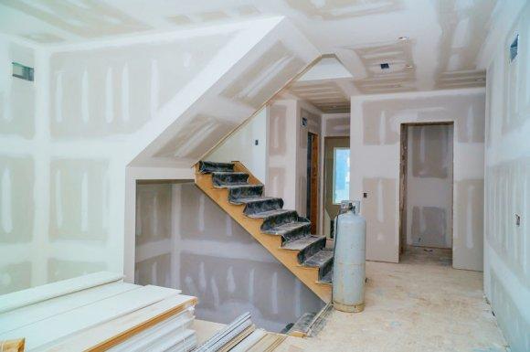 Travaux de maçonnerie pour agrandissement de maison à Alès