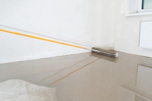 Application de peinture sol béton extérieur antidérapant Alès
